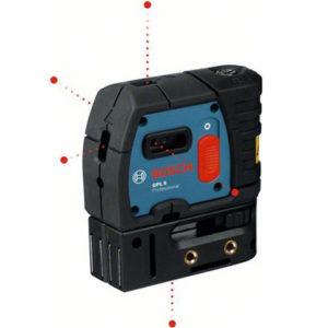 تراز لیزری نقطه ای بوش مدل GPL5