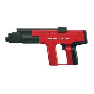 تفنگ میخکوب بتون هیلتی آلمان مدل HILTI DX450