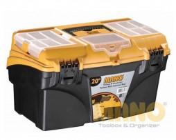 جعبه ابزار مانو به همراه سینی داخلی 20 اینچ مدل TO20