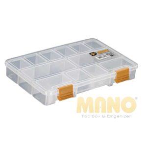 جعبه اورگانایزر کلاسیک 9 اینچ مانو مدل SORG9