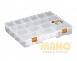 جعبه اورگانایزر کلاسیک 13 اینچ مانو مدل SORG13