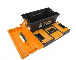 جعبه ابزار مانو سایز 18 اینچ مدل YN18