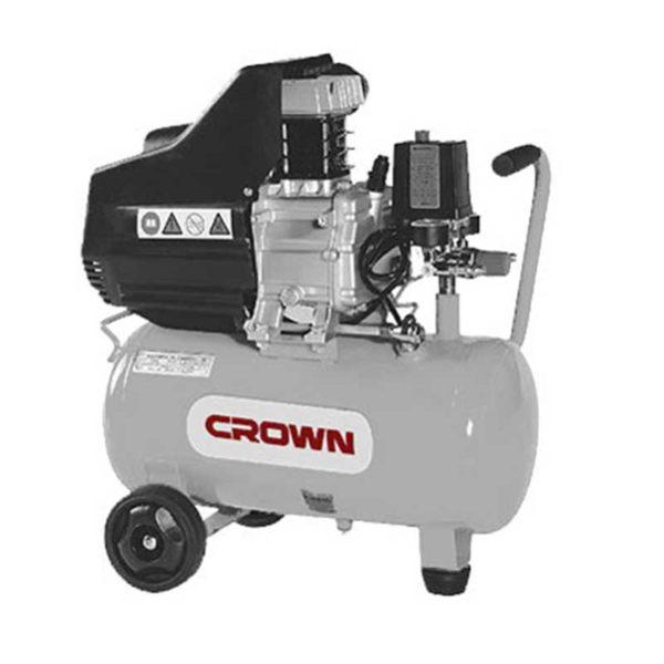 کمپرسور باد 50 لیتری کرون مدل CT36029