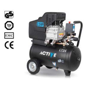 کمپرسور باد 24 لیتری اکتیو مدل AC-1024