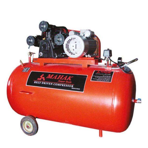 کمپرسور 350 لیتری تکفاز محک مدل AP-351
