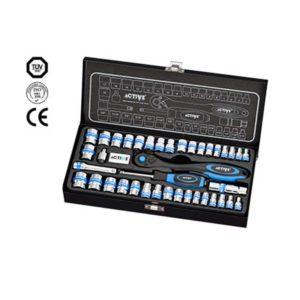 جعبه بکس 40 پارچه اکتیو مدل AC-63240