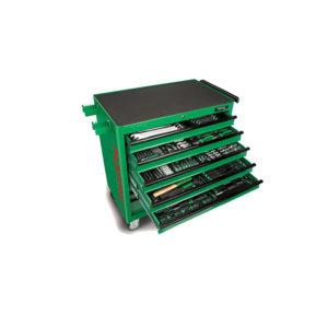 جعبه ابزار 8 کشو بزرگ 360 پارچه JUMBO تاپ تول TOPTUL
