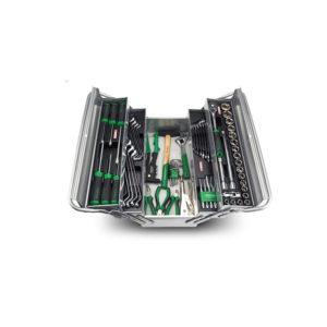 جعبه ابزار کامل کارگاهی قابل حمل تاپ تول TOPTUL