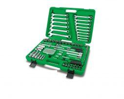جعبه ابزار 106 پارچه پلاستیکی تاپ تول TOPTUL مدل GCAI106B
