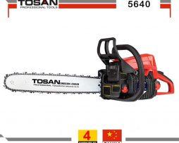 اره زنجیری بنزینی توسن پلاس مدل 5640CS
