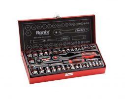 جعبه بکس 40 پارچه رونیکس مدل RH-2640