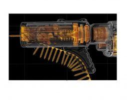 پیچ گوشتی خشابی شارژی دیوالت مدل DCF620D2K