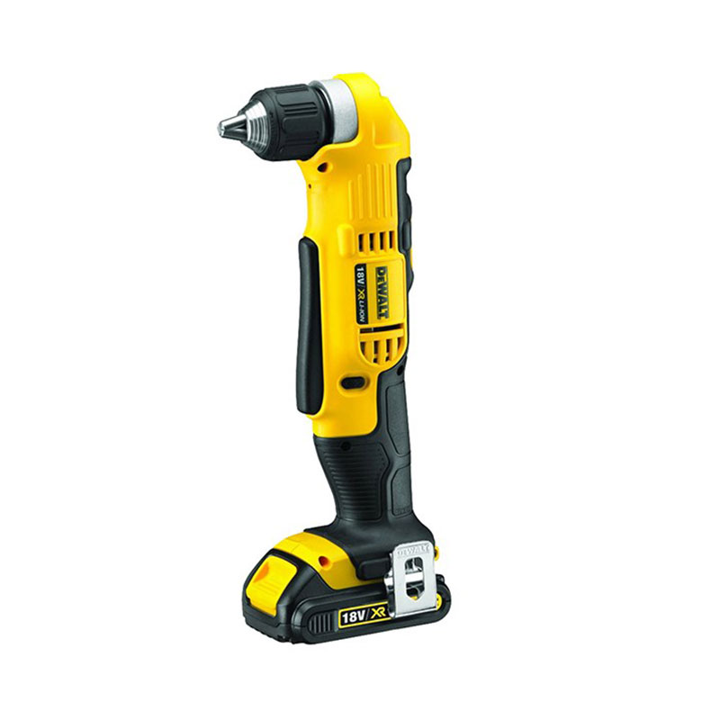 دریل سر کج دیوالت مدل DCD740C1 Dewalt DCD740C1 Right Angel Drill