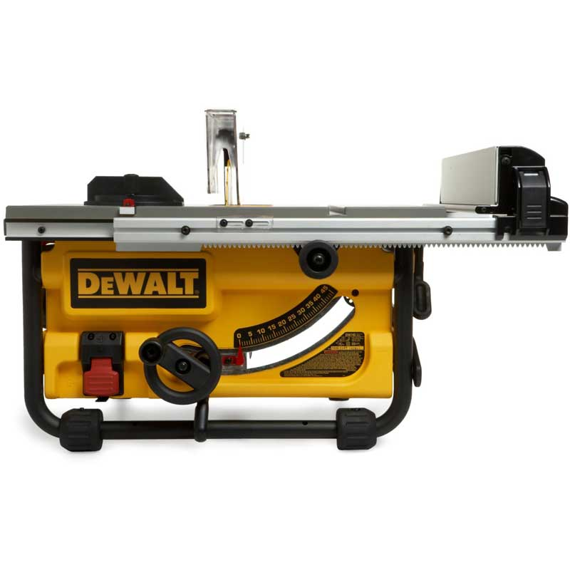 اره میزی دیوالت مدل DW745 \ Dewalt DW745 Compact Job Site Table Saw