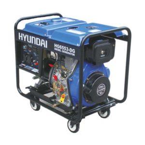 موتور برق هیوندای مدل HG6553-DG