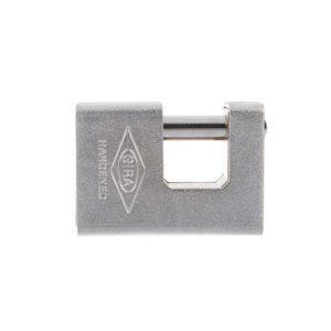 قفل کتابی فولادی گیرا مدل 027