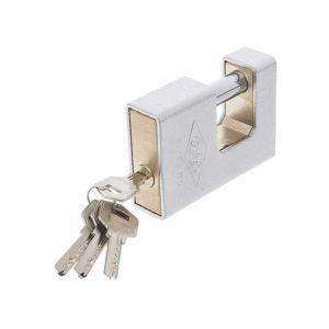 قفل کتابی فولادی گیرا مدل 018