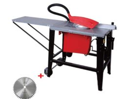 اره ميزي 315 ميليمتر دينامي محک همراه با تیغه اضافی مدل TS-315A \ MAHAK Table Saw Model TS-315A