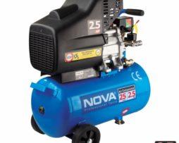 کمپرسور باد 25 لیتری نووا مدل NTA9025