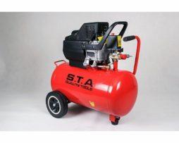 کمپرسور باد 25 لیتری اس تی ای مدل STA-9002
