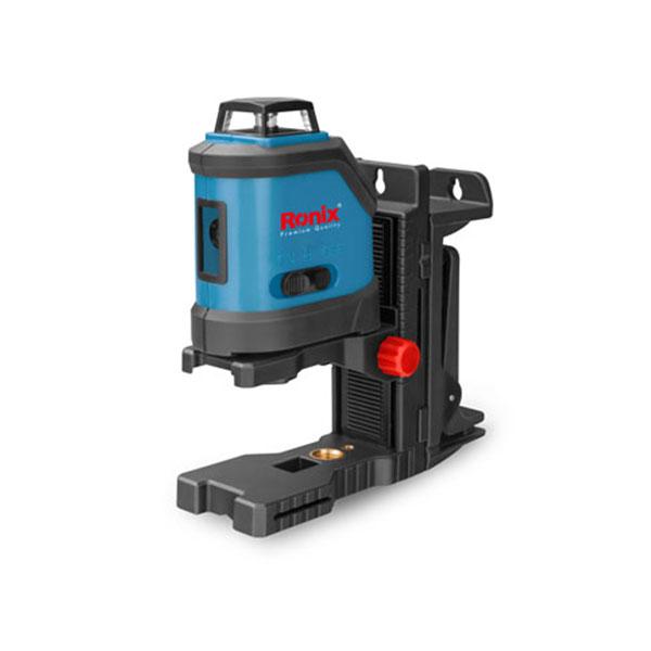 تراز لیزری دو خط 120 و 360 درجه رونیکس مدل RH-9502 |