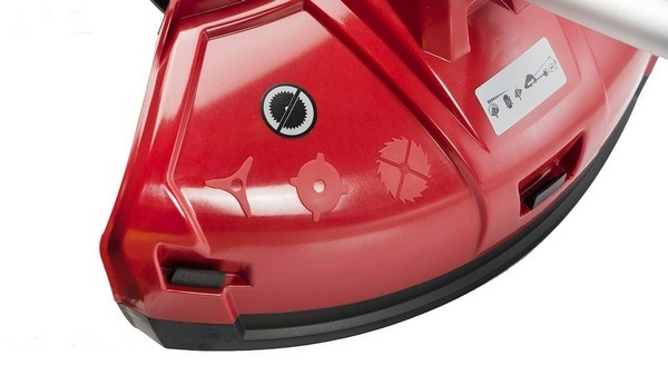 علف زن بنزینی آینهل مدل GE-BC43AS