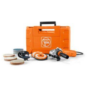 ست استاندارد کار با فولاد ضد زنگ فاین مدل WSG 17-70 Inox starter set
