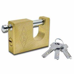 قفل کتابی گیرا مدل 042