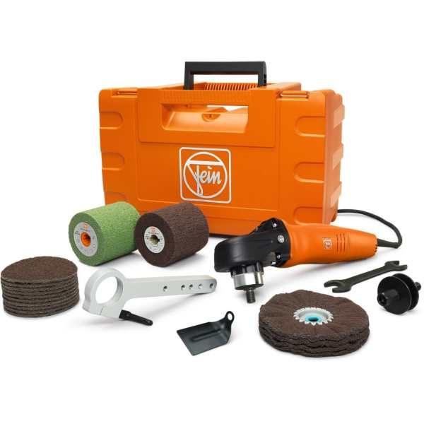 ست استاندارد کار فاین مدل WPO 14-25 E stainless steel starter set