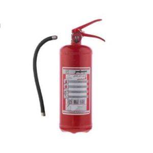کپسول آتش نشانی پودری شش کیلوگرمی سپهر