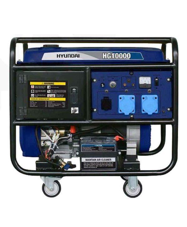 موتور برق هیوندای 10 کیلو وات VFT مدل HG10000