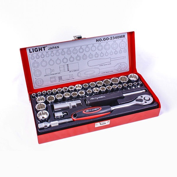 جعبه بکس ۴۰ پارچه مدل GO-2340-MR
