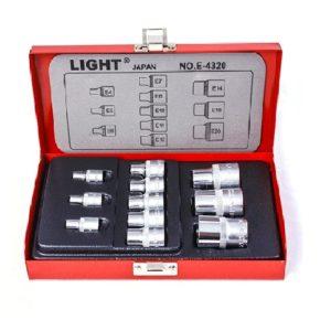 جعبه بکس 11 پارچه مدل LIGHT E 4320