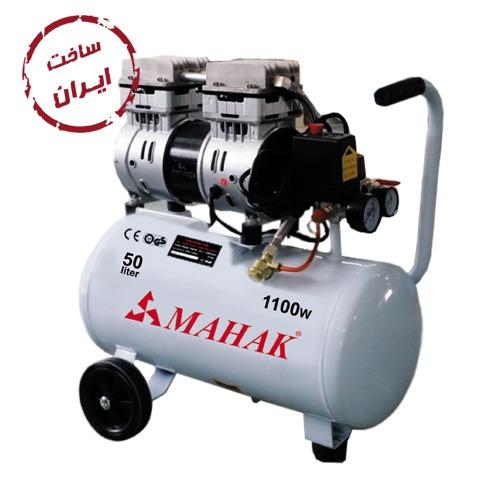 کمپرسور بدون روغن ۵۰ لیتری مدل HSU1100-50L