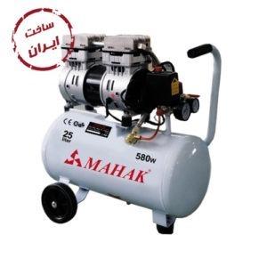 کمپرسور بدون روغن ۲۵ لیتری محک مدل HSU550-25L