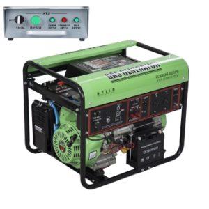 موتور برق گازسوز اتوماتیک گرین پاور مدل CC5000AT