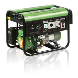 موتور برق گازسوز سری CC2000 LPG/NG