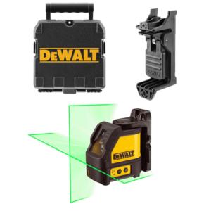 تراز لیزری نور سبز دیوالت مدل DW088CG-XJ