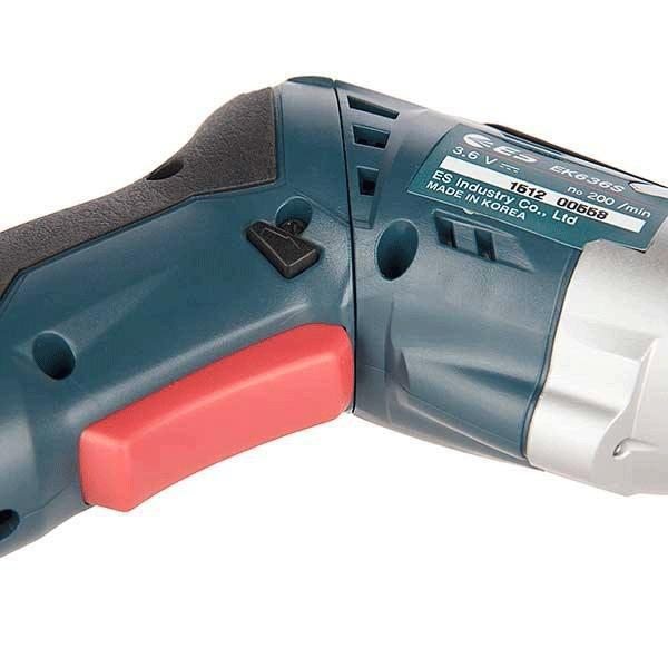 پیچ گوشتی شارژی ای اس (ES) مدل EK636S
