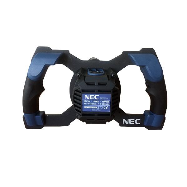 دریل همزن (میکسر) صنعتی دولول ان ای سی مدل NEC-4488