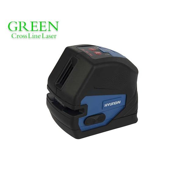 تراز لیزری نور سبز هیوندای مدل SMART100A-G