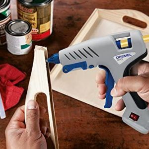 چسب حرارتی درمل برقی مدل glue gun 940