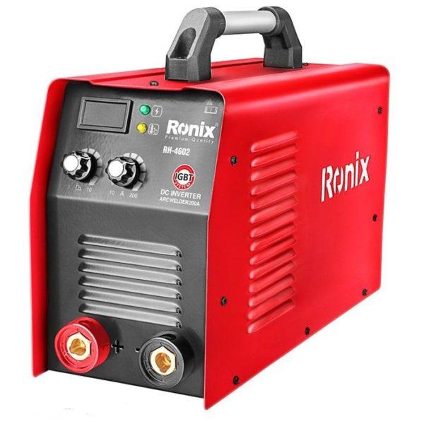 اینورتر جوشکاری رونیکس RH-4602