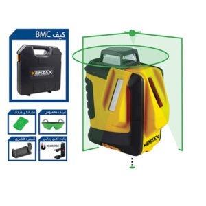 تراز لیزری نور سبز کنزاکس مدل EXACT-2720